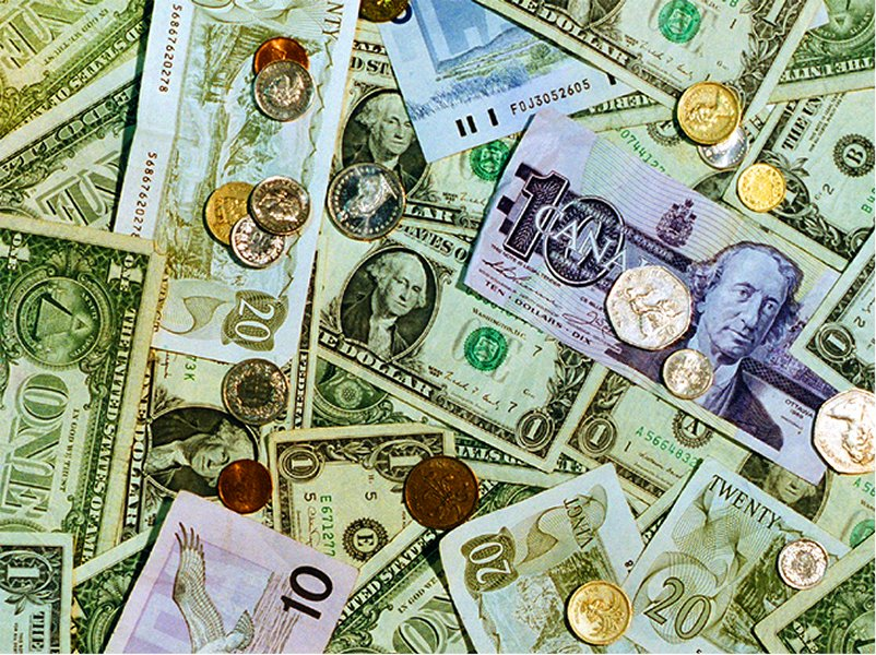 Forex deposit currency